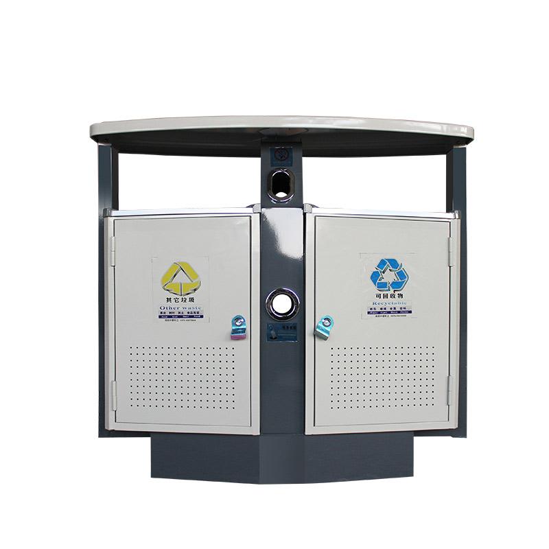 南岸优惠的智能垃圾桶生产厂家公园垃圾桶保证货期稳定